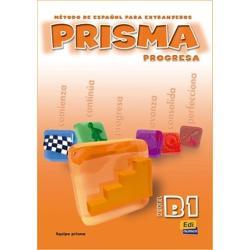 PRISMA NIVEL B1 PODRĘCZNIK + CD Maria Cristina Blanco