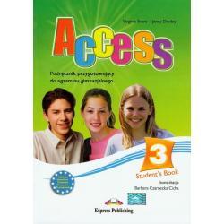 ACCESS 3 STUDENT'S BOOK Virginia Evans, Jenny Dooley