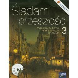HISTORIA 3. PODRĘCZNIK. ŚLADAMI PRZESZŁOŚCI + CD Roszak Stanisław
