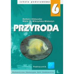 PRZYRODA 6 PODRĘCZNIK Barbara Klimuszko, Maria M. Wilczyńska-Wołoszyn