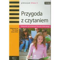 JĘZYK POLSKI 3. PRZYGODA Z CZYTANIEM Piotr Zbróg, Małgorzata Jas