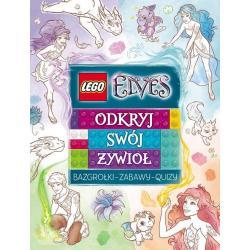 LEGO ELVES WYBIERZ SWOJĄ MOC LYS 501