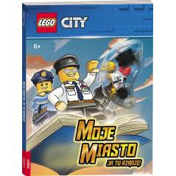MOJE MIASTO JA TU RZĄDZĘ LEGO CITY 6+ FIGURKA