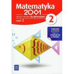 MATEMATYKA 2001 KL. 2 ĆWICZENIA 2 MATEMATYKA