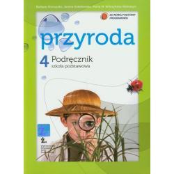 PRZYRODA 4. PODRĘCZNIK Barbara Klimuszko, Maria M. Wilczyńska-Wołoszyn, Janina Sokołowska