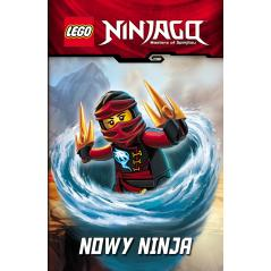 LEGO NINJAGO NOWY NINJA 7+