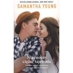 NIEZNOŚNY CIĘŻAR TAJEMNIC Young Samantha