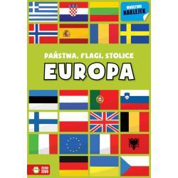 PAŃSTWA FLAGI STOLICE EUROPA 6+