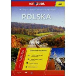 POLSKA ATLAS DROGOWY 1:800 000
