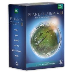 PLANETA ZIEMIA 2 KOLEKCJA 6 X DVD