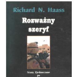 ROZWAŻNY SZERYF Richard N. Haass