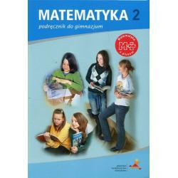 MATEMATYKA MATEMATYKA Z PLUSEM 2 PODRĘCZNIK  Dobrowolska Małgorzata