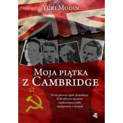 MOJA PIĄTKA Z CAMBRIDGE Modin Yuri