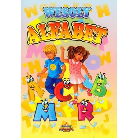 WESOŁY ALFABET KosiŃska Jadwiga