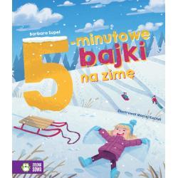 BAJKI NA DOBRANOC. 5-MINUTOWE BAJKI NA ZIMĘ Supeł Barbara 4+