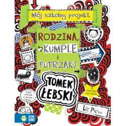 RODZINA, KUMPLE I FUTRZAKI TOMEK ŁEBSKI 9+ Liz Pichon