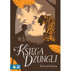 KSIĘGA DŻUNGLI. LITERATURA KLASYCZNA Kipling Rudyard