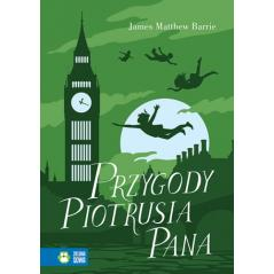 PRZYGODY PIOTRUSIA PANA Matthew Barrie James