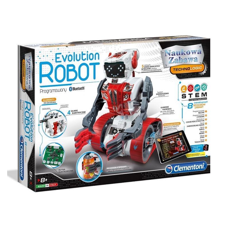 EVOLUTION ROBOT PROGRAMOWALNY