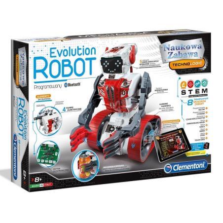 EVOLUTION ROBOT PROGRAMOWANY 60466 8+