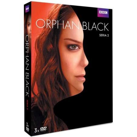ORPHAN BLACK SERIA 2 3DVD