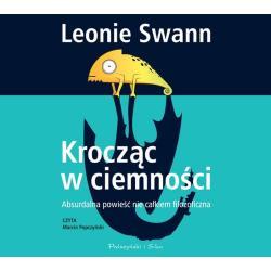 KROCZĄC W CIEMNOŚCI LEONIE SWANN AUDIOBOOK CD