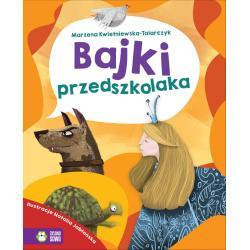 BAJKI PRZEDSZKOLAKA 4+ Kwietniewska-Talarczyk Marzena 4+