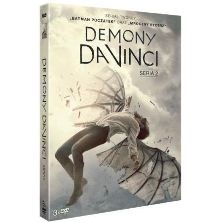DEMONY DA VINCI SERIA 2 3DVD