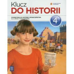 KLUCZ DO HISTORII 4 PODRĘCZNIK Wojciech Kalwat
