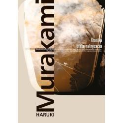 KRONIKA PTAKA NAKRĘCACZA Haruki Murakami