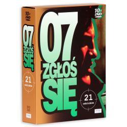 07 ZGŁOŚ SIĘ 21 ODCINKÓW 10 DVD