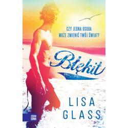 BŁĘKIT Glass Lisa