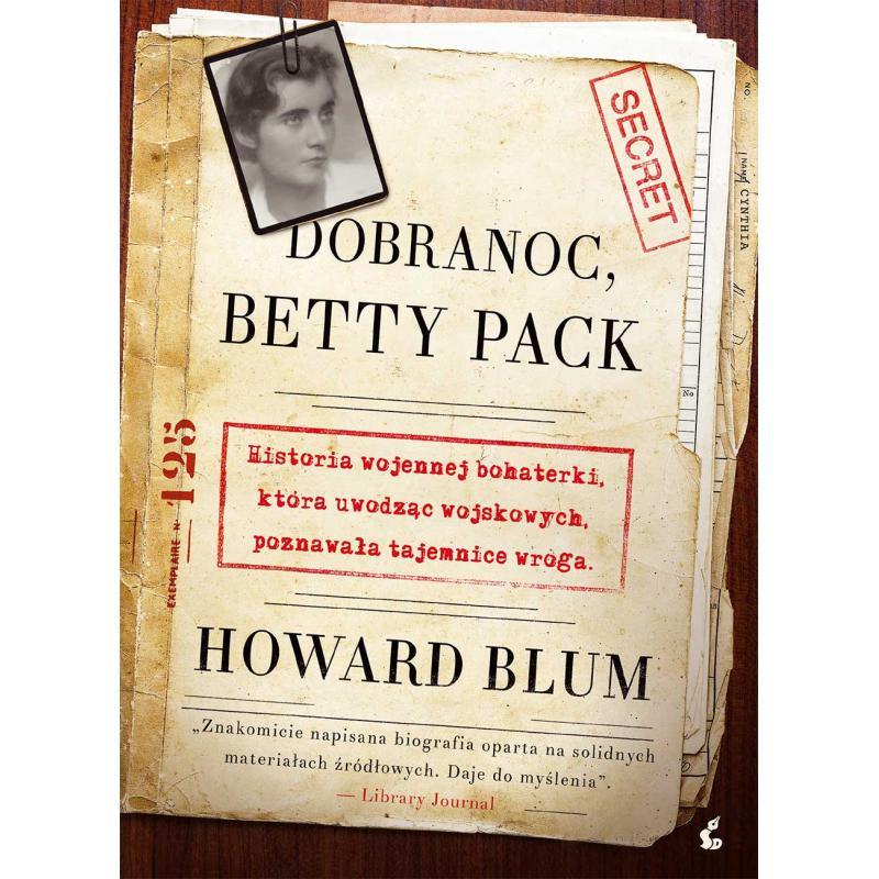 DOBRANOC BETTY PACK Blum Howard