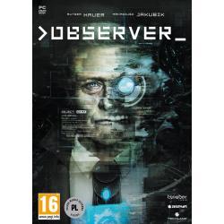 OBSERVER PC DVD ROM