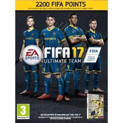 FIFA 17 ULTIMATE TEAM PAKIET DODATKOWEJ ROZGRYWKI NA PC