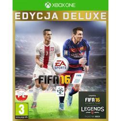 FIFA 16 EDYCJA DELUXE XBOX ONE