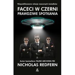 FACECI W CZERNI Redfern Nicholas