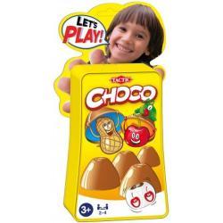 LET'S PLAY CHOCO GRA PAMIĘCIOWA 3+