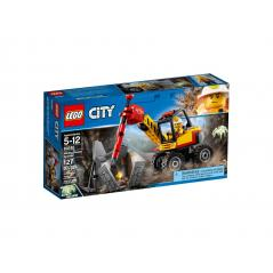 KRUSZARKA GÓRNICZA LEGO CITY 60185
