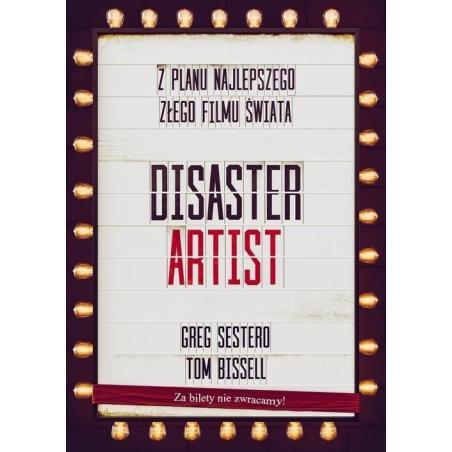 DISASTER ARTIST Z PLANU NAJLEPSZEGO ZŁEGO FILMU ŚWIATA Sestero Greg