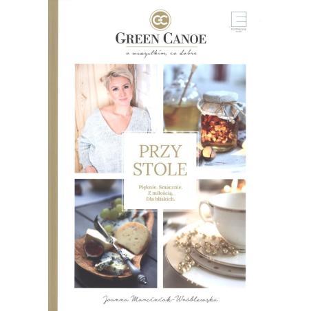 PRZY STOLE GREEN CANOE Joanna Marciniak-Wróblewska
