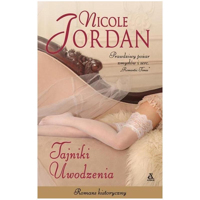 TAJNIKI UWODZENIA Nicole Jordan