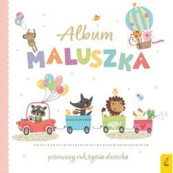 ALBUM MALUSZKA PIERWSZY ROK ŻYCIA DZIECKA