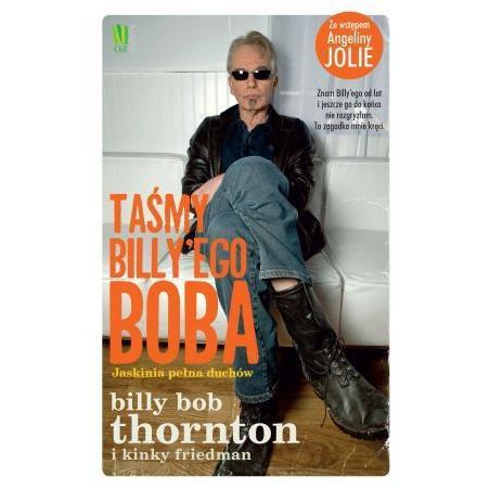 TAŚMY BILLY'EGO BOBA JASKINIA PEŁNA DUCHÓW Bob Thornton Billy