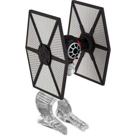 HOT WHEELS STAR WARS FIRST ORDER SPECIAL FORCES TIE FIGHTER 4+