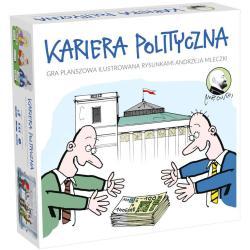 KARIERA POLITYCZNA GRA PLANSZOWA 16+