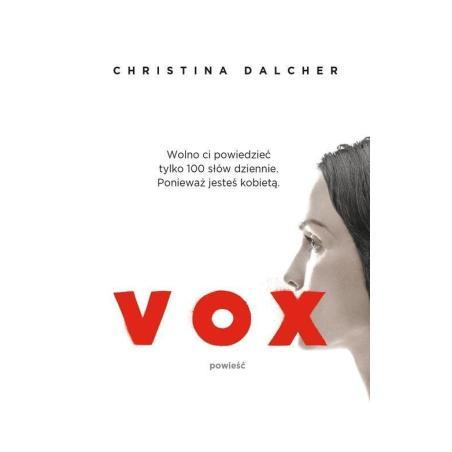 VOX Christina Dalcher