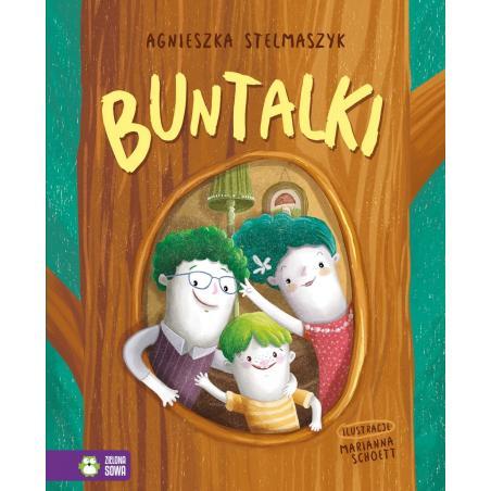 BUNTALKI Agnieszka Stelmaszyk 4+