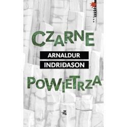 CZARNE POWIETRZA Indridason Arnaldur