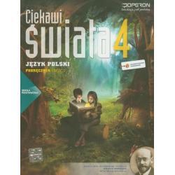 JĘZYK POLSKI SP KL 4. PODRĘCZNIK CZĘŚĆ 2. CIEKAWI ŚWIATA Rawicz Aleksander